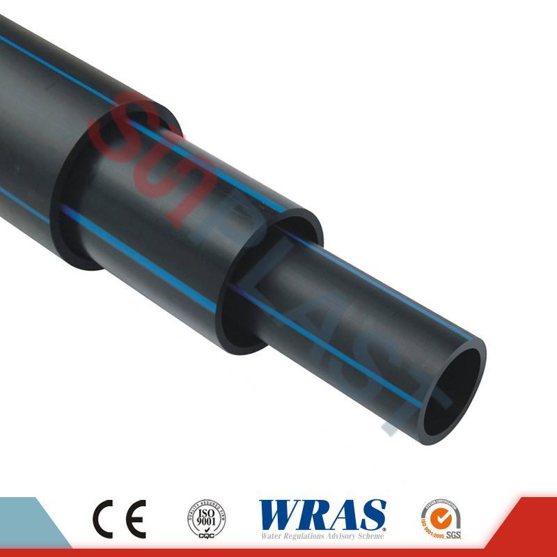 Pipa HDPE (Pipa Poly) Warna Hitam / Biru Untuk Pasokan Air