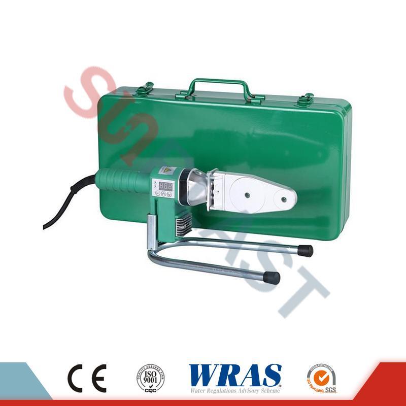 Mesin Las Fusion Socket 20-63mm Untuk Pipa PPR & amp; Pipa HDPE