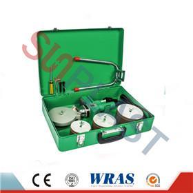 Mesin Las Fusion Socket 75-110mm Untuk Pipa PPR & amp; Pipa HDPE