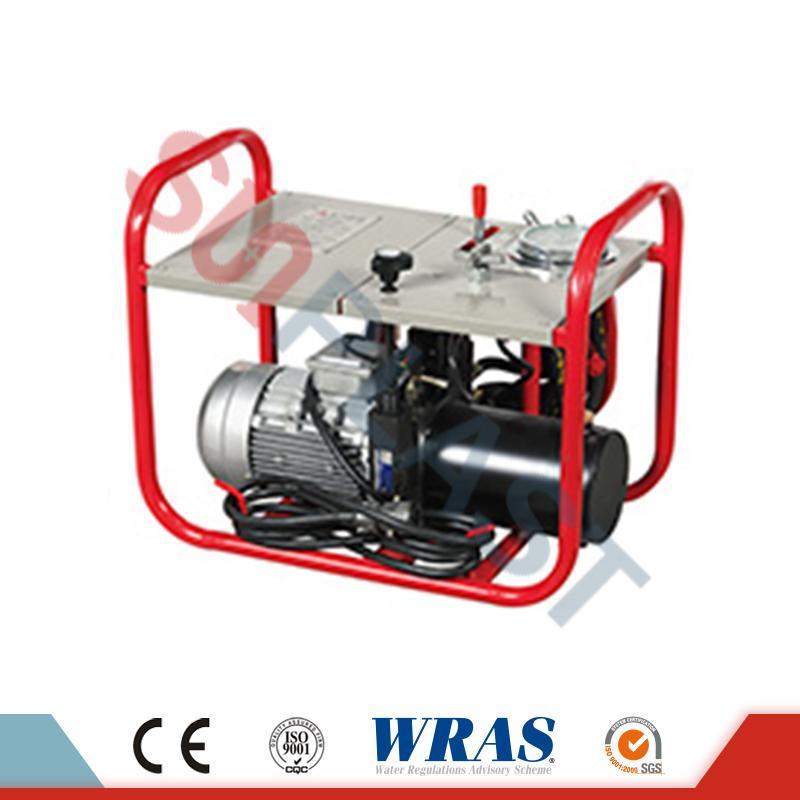 63-160mm Mesin Hidrolik Butt Fusion Welding Untuk Pipa HDPE